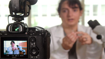 Scientists deemed more trustworthy when presenting their own work via video