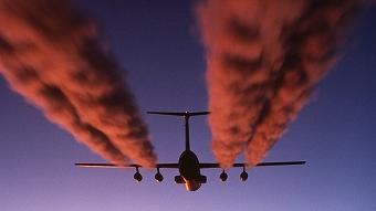 Cut the contrail? Tweak a few aircraft flight levels, researchers say