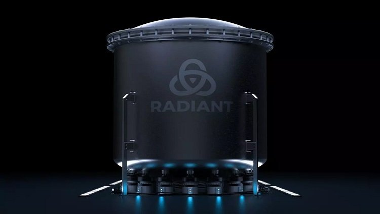 Portable nuclear reactor designed by former aerospace engineers