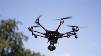 Team devises method for locating operators of suspicious drones