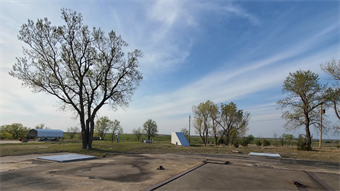 Watch: Rare, refurbished Cold War-era rocket silo for sale