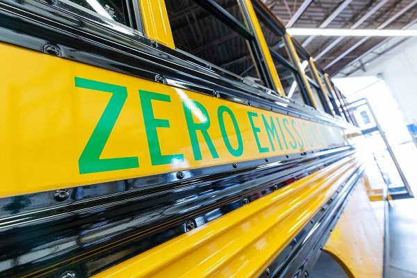 Here's how school buses could support the power grid