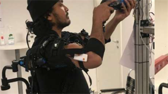 Study: Exoskeletons reduce muscle fatigue by 60%