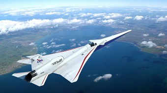 NASA to begin supersonic aircraft overflight tests