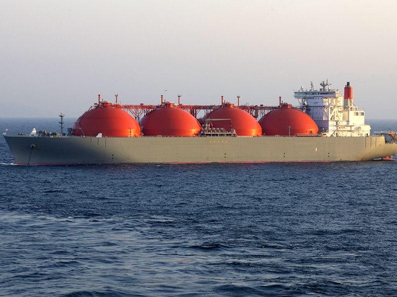 Texas LNG export terminals near commercial startup
