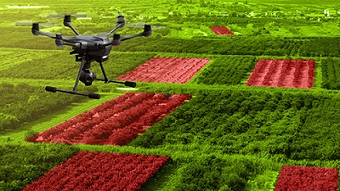 Video: Smarter farming with drones