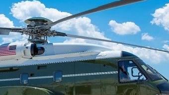 Sikorsky to build new Presidential helicopters