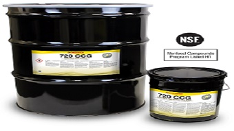 Chesterton gel-like industrial lubricant protects chains, cables and gears under high pressure