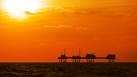 Oil rig in the North Sea. (Image: Thinkstock)
