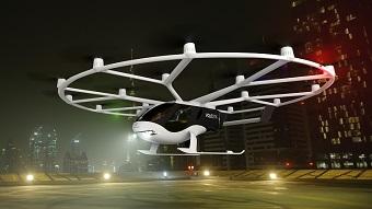 Flying car startup Volocopter raises $55 million