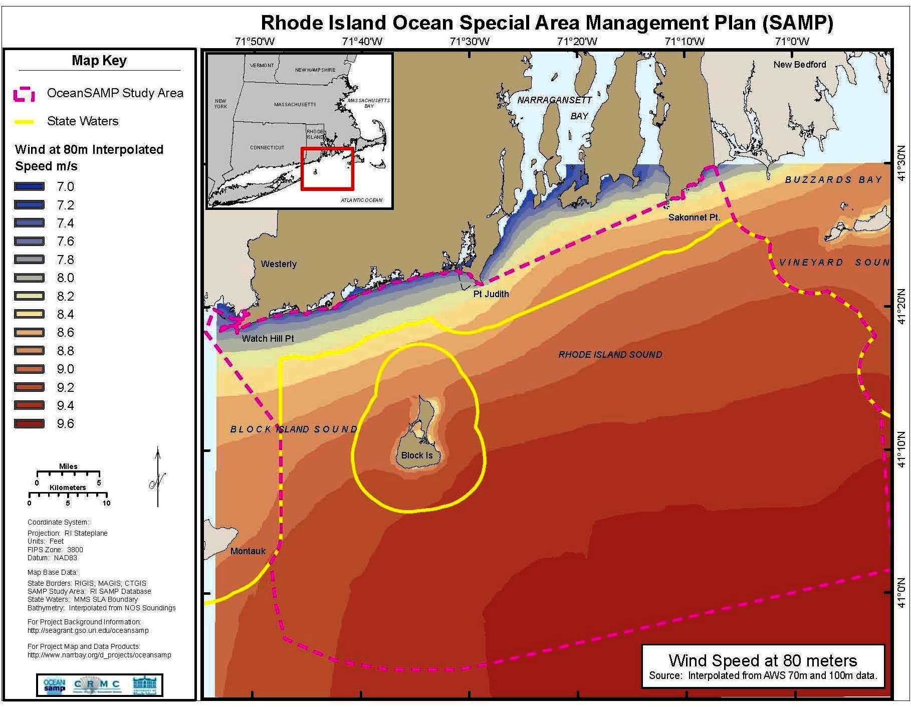 US Offshore Wind Moves Forward At A Crawl Engineering - Us average wind speed map