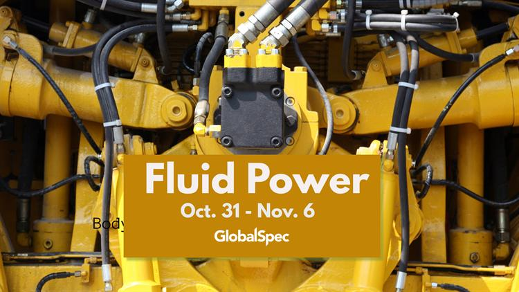 Fluid Power (Oct. 31 - Nov. 6)