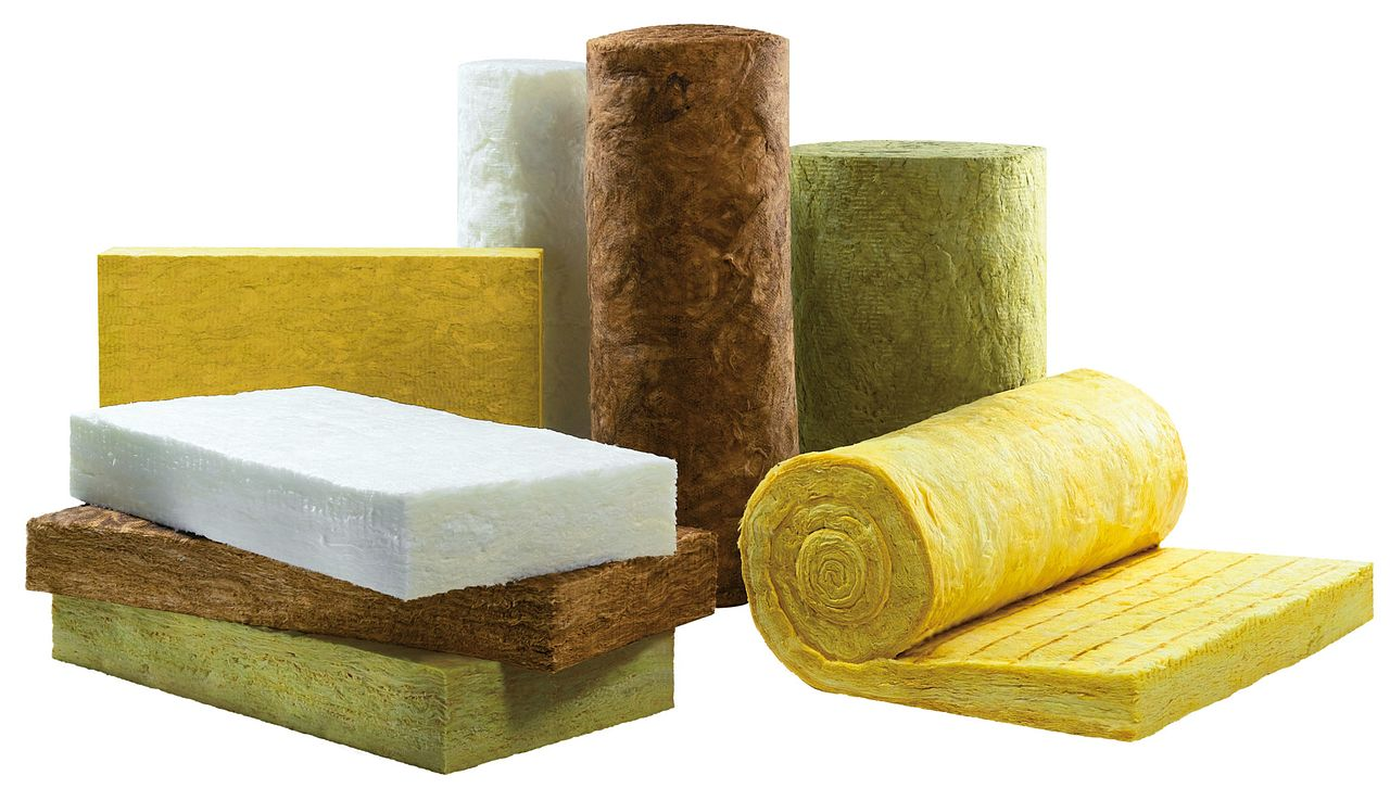 Mineral wool. Source: FMI Fachverband Mineralwolleindustrie / CC BY-SA 3.0 de