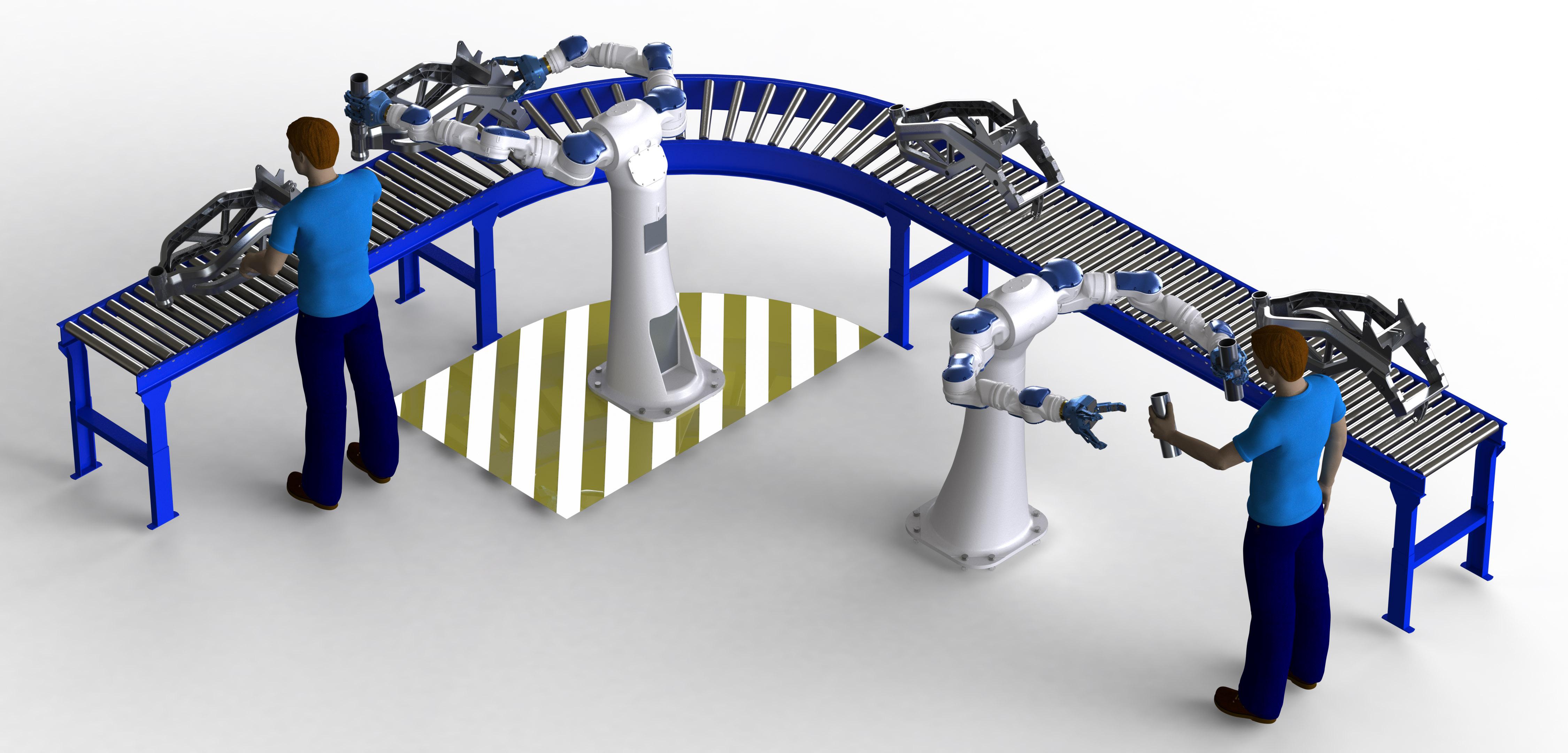 industrial robot abb