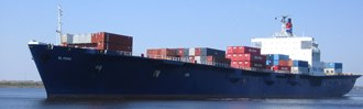The El Faro sank in a hurricane Oct. 1, 2015. Credit: TOTE Maritime