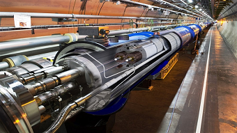 Upgrades Planned for LHC During Two-Year Shutdown