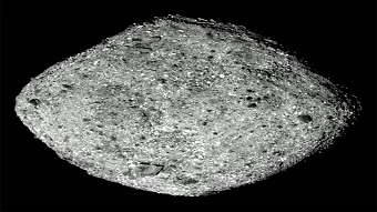 NASA's Asteroid-Sampling Probe Reaches Target