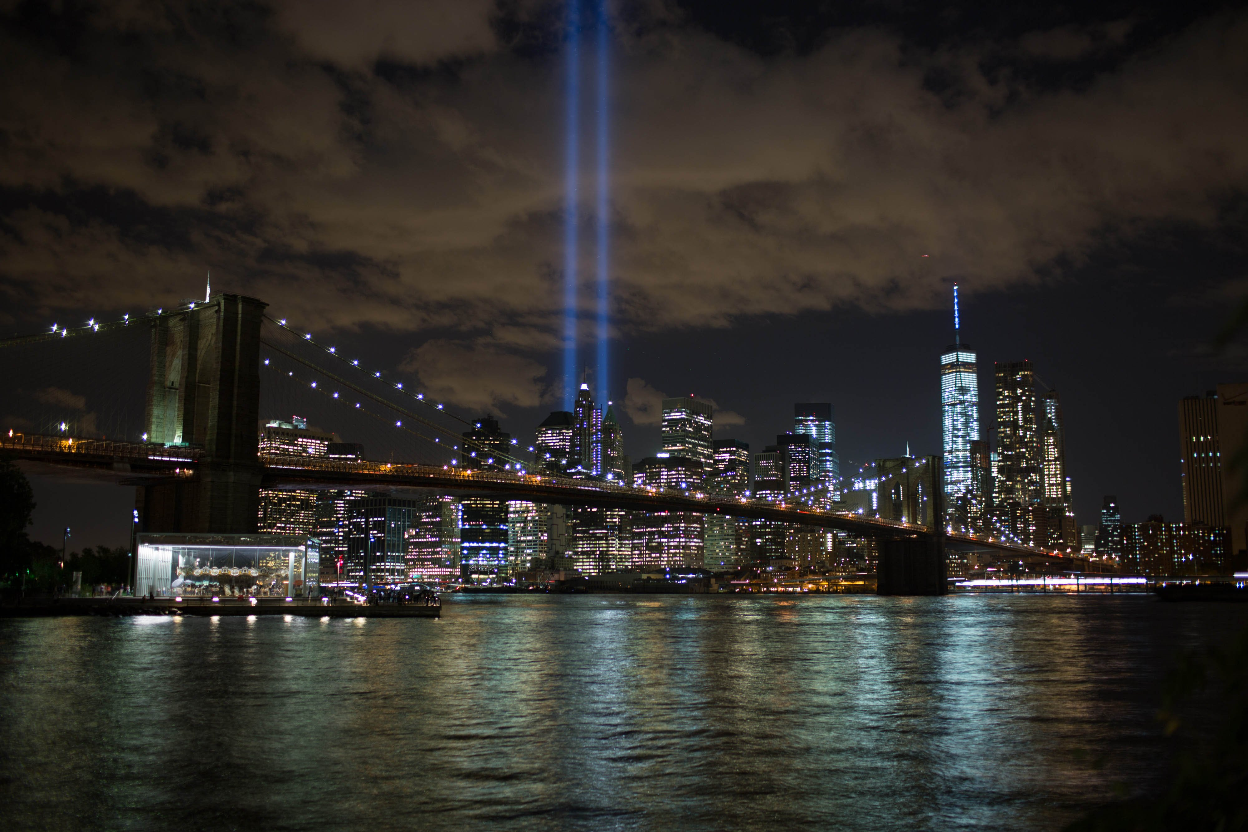 New York Citys 9 11 Tribute Creates Light Pollution That Affects Chapter Electrical Systems Engineering360 Source 911memorialorg