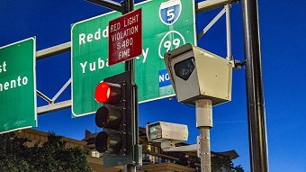 The Red Light Traffic Camera Debate