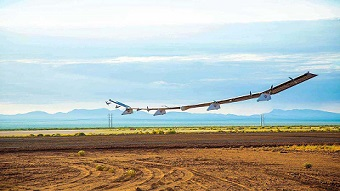Watch: Solar-powered stratospheric telecommunications platform completes more test flights