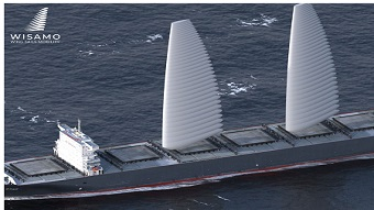 Watch: Wing sail design unfurled for maritime use
