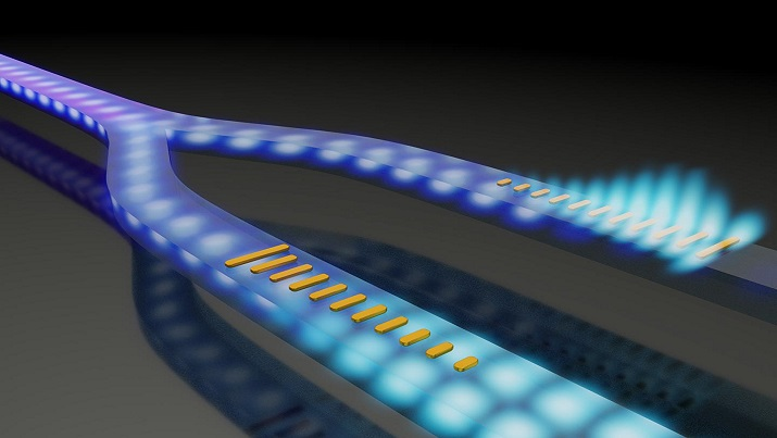 New technique using nano-antennas to make photonic integrated devices smaller with a broader working wavelength range could transform optical communications (Columbia University)