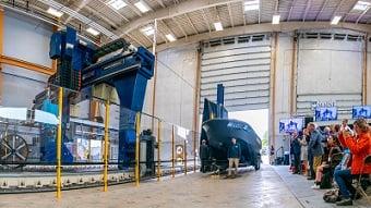 Watch: 3D printing a bigger boat and a da Vinci bridge