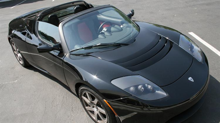 Where are the electric convertibles?