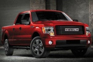 Tesla is developing a commercial-grade pickup meant to rival popular F-150.