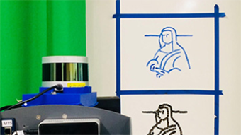 Computer scientists teach robots to draw, write