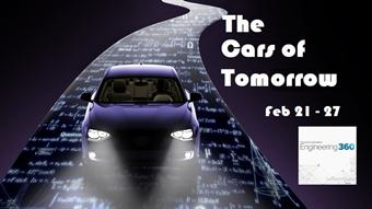 The Cars of Tomorrow (Feb. 21 - 27)