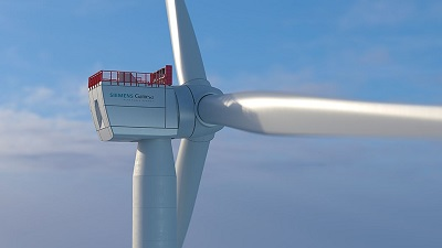 Watch: The first 10 MW offshore wind turbine from Siemens