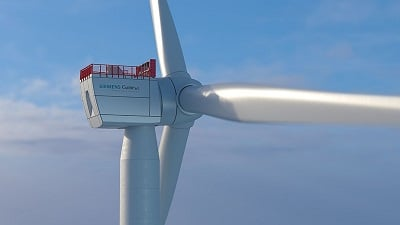 Watch: The first 10 MW offshore wind turbine from Siemens Gamesa
