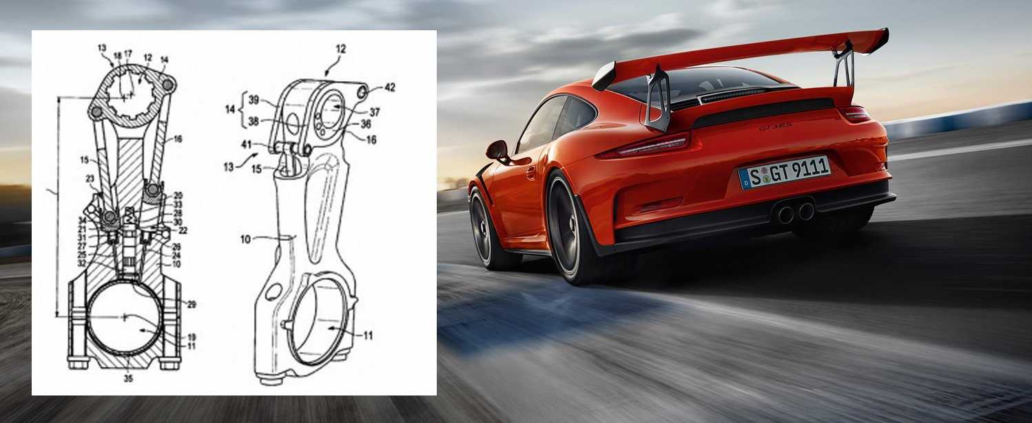 Porsche\u0027s Variable,Compression,Ratio Engine to Boost Power